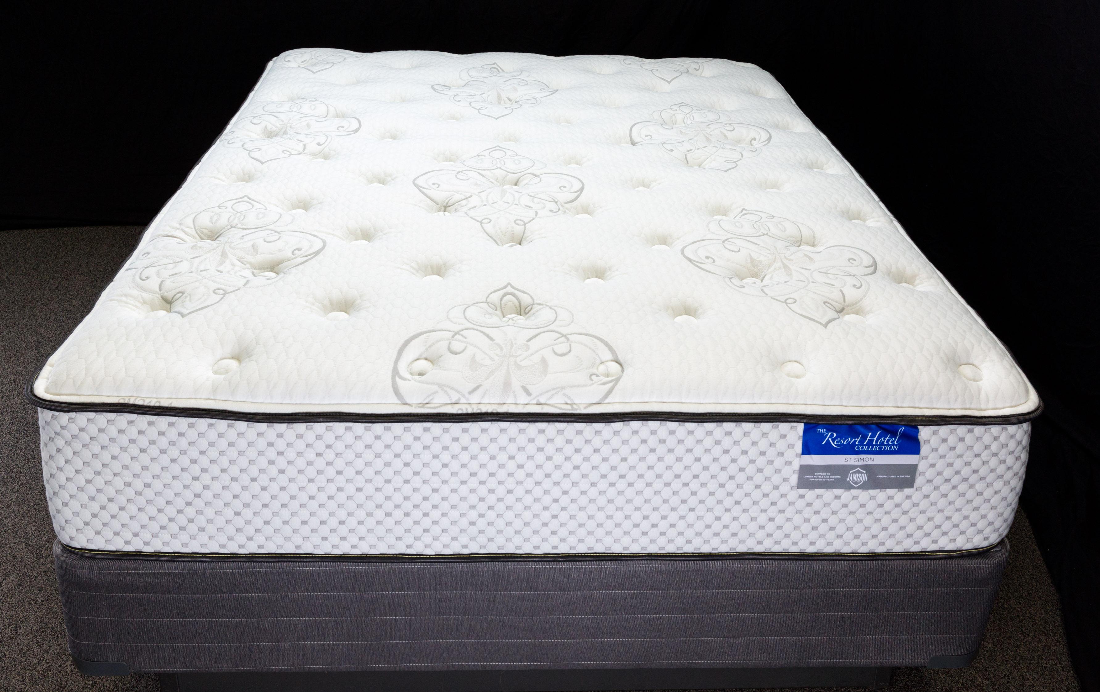 firm king american presidential freight mattress jamison luxury